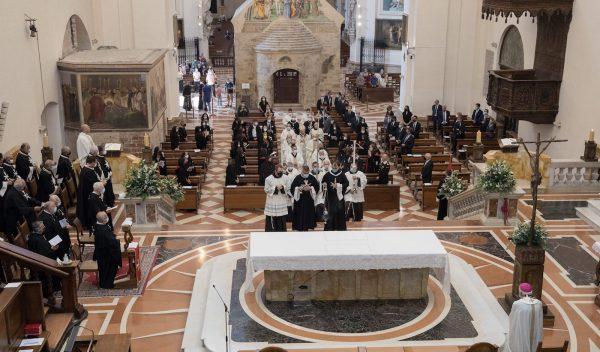 Pellegrinaggio Assisi Ordine di Malta